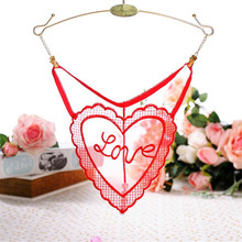 Buy 2018 Embroidery Pearl G String Women Sexy Underwear Erotic Lingerie Sexy Transparent Panties Hollow Sexy Thongs G Strings Briefs