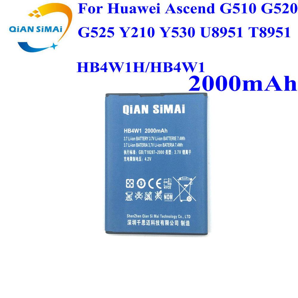 For Huawei Ascend G510 G520 G525 Y210 Y530 U8951 T8951