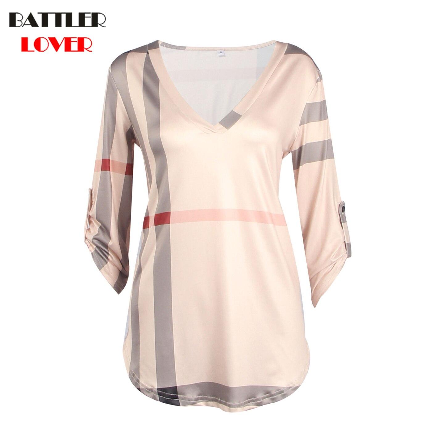 Plus Size S-5XL Plaid Shirt Women Kimono Cadim Blouse Summer Fashion Slim Women Tops Blusas Wear shirt Female Zanzea Blusa 2017