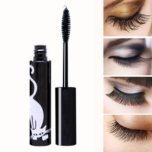 2017 New 3D Eyelash Extension Volume Lengthening Eye Mascara Curling Black Waterproof Lash Mascara