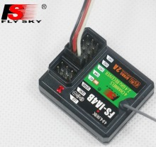 Brand New FS-iA4B  2.4G 4CH Receiver PPM Output with iBus Port For  Flysky i4 i6 i10 iT4S Transmitter