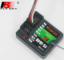 Brand New FS-iA4B 2.4G 4CH Receiver PPM Output with iBus Port For Flysky i4 i6 i10 iT4S Transmitter(China)