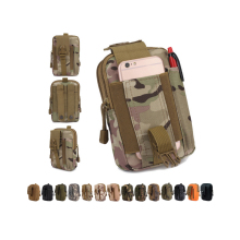 Man Waist Packs Pockets 7 inch tablet computer bag Military Tactics Accessories Bags Pochete Small Pouch Phone Bags