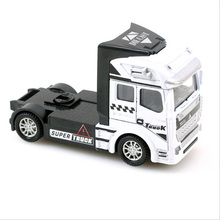1:50 Metal Truck Model Toy Car Alloy Truck Front Mini Toy Car Best Gift For Children(China)