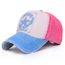 Lovers Baseball Hats Fashion Star Making Replica Denim Cap Snapback Caps  Spear Print Men Women Hip Hop Casual Caps Sun Shade Hat-in Baseball Caps  from ... c9361f5404fc