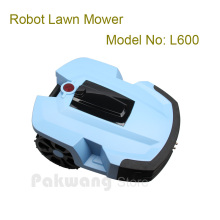 Intelligent Robotic Mower Lawn mower L600 8AH Powerful Mower Selfcharge Auto mowing for garden, Father's Day Gift