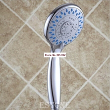 Chrome Anti-limescale Home Bathroom Universal 5 Mode Function Shower Head NEW 07NOV(China)