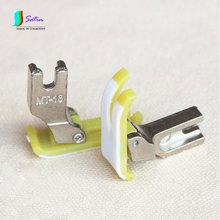 Industry Computer Sewing Machine Part Presser Foot MT-18 Accessories With Plastic Bottom Plate S0006H(China)