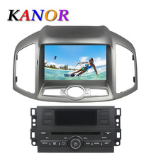 KANOR Quad Core Android 5.1 Car DVD GPS Navi For Chevrolet Capativa 2013-2016 Capacitive 1024*600 Central Multimedia Autoradio