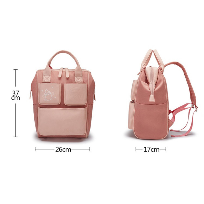 Baby Items Organizer Family Travel Bag Backpack Infant Stroller Bag For Kids Nappie for Baby Diaper for Mother Wet Shoulder Bags10