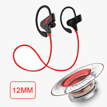 Buy Sports Bluetooth Headphones Wireless Headphone Ear Hook Bass Bluetooth Earphone Mic Phone IPhone Xiaomi IPX4 Waterproof for $17.13 in AliExpress store