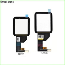 Original Sapphire Glass Touch Screen Digitizer for Apple Watch 42mm Touch Screen Replacement Parts Repair+Free Shipping