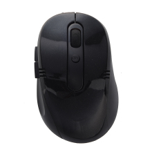 Portable Optical Wireless Mouse RF 2.4GHz USB Receiver