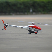 New Arrival Helicopter ALZRC Devil 420 FAST Flybarless Belt Drive 6CH 3D Helicopter Super Combo Set with Motor ESC Servo Gyro(China)