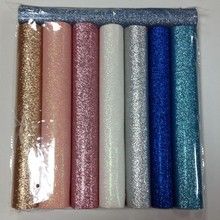colorful glitter border 30*138cm size use for arts crafts,cushions,canvases,pelmets,blinds,glitter wallpaper(China)