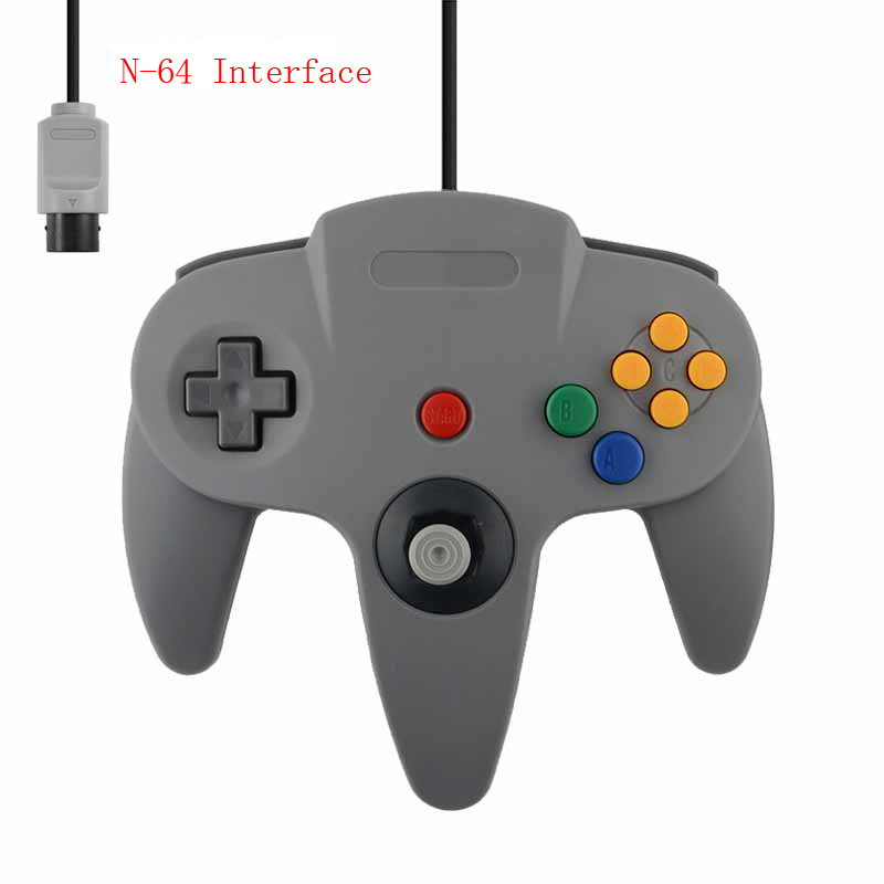 N64 Interface Gray