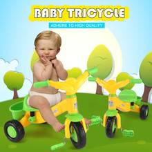 2017 New Bikes Kids Tricycle Baby Walkers Bicycle Children's Control Bicycles 50KG Bearing Capacity Ride On Cars Toys