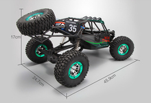 K949 Electric Power Remote Control Car 1/10 Off Road Truck RTR 4WD Climbing Short Course Rc Drift Car