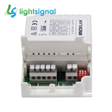 25W selectable constant current dimmable LED driver,350ma / 500mA /700mA / 900mA, with 1~10v dimming & switch-dim