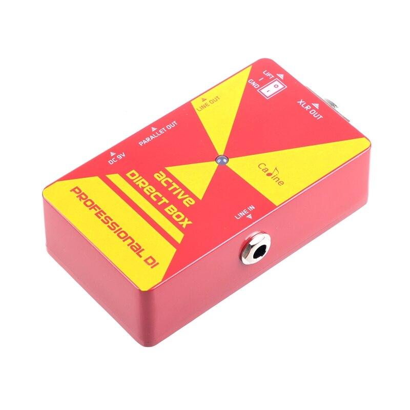CP-23 DI BOX Guitar Effects Caline Guitar Pedals Effect Pedal CP23 DI BOX Effects Free Ship<br><br>Aliexpress