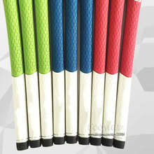Hot sale New Golf grips rubber Golf irons grips 3colors in choice 10pcs/lot irons clubs grips Free shipping
