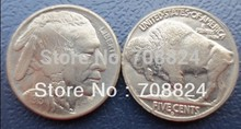 US 1913 D Buffalo Nickel FIVE CENTS coin COPY High Quality(China)