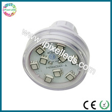 Factory price Internal Control Led Amusement Pixel Light 45mm rgb Led Pixel Light For Sign(China)