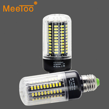 No Flicker E27 15W Led Lamp AC85-265V SMD 5736 Led White / Warm White Lampada Led Home Lighting Spotlight 1PCS(China)
