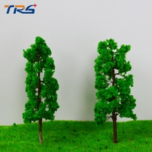 Scale Train Layout Set Model Scale wire Trees 90/35 for HO N Scale(China)