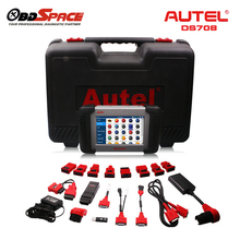 100% Original Autel Maxidas DS708 Universal Diagnostic Scanner Maxi das DS 708 Multi Languages all systems DS-708 DHL Free
