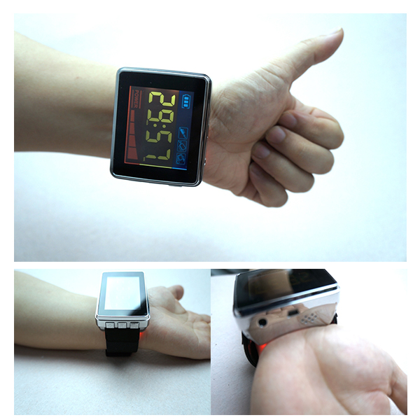 Laser therapy watch 22
