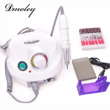65W 35000Rpm Professional Manicure Pedicure Nail Drill Dental Jelwelry Industry Drill Nail Salon Art Electric Machine Equipment