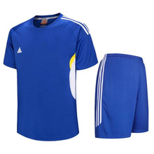 ``Top Thai Football Jersey short sleeve 2017 Quick Dry maillots de football Jerseys Training Uniform Futbol Jersey  LD-5013