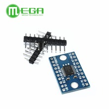 B3-02 Free shipping 10pcs/lot 3.3V 5V TXS0108E 8 Channel Logic Level Converter Convert TTL Bi-directional Mutual Convert(China)
