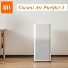 Xiaomi Air Purifier 2/PRO Intelligent Wireless Smartphone Control Smoke Dust Peculiar Smell Cleaner Household Appliances