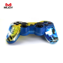 MIJOY SIXAXIS Wireless Game Controller For PS3 Controller Dual Vibration Joystick Joypad Gamepad For Playstation 3 FIFA Joypad