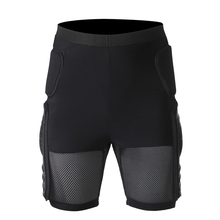 Unisex Armored Shorts Moto Sport Protective Gear Racing Cycling Skiing Snowboarding Skating Shorts Protector Hip Pads Size XXL