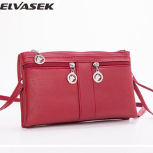 Elvasek women bags women messenger bags high quality handbags shoulder bag feminina bolsas summer style purse bags DH0092(China)