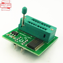 1.8V adapter for Iphone or motherboard 1.8V SPI Flash SOP8 DIP8 W25 MX25 use on programmers