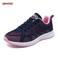 Air Cushion Original Breathable Sneakers Women Summer Springs Athletic Outdoor Sports Entertainment Shoes Women Running Shoes(China)