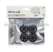 iPhone Parrot AR.Drone Gears Shaft Set RC Helicopter Free shipping