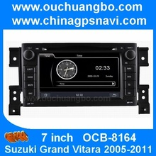 Ouchuangbo car gps radio stereo navi DVD for Grand Vitara 2005-2011 suport TMC USB BT MP3 OCB-8164