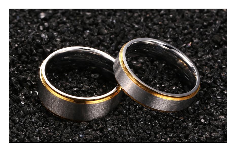 Meaeguet Classic Couple Wedding Rings For Men Women Titanium Steel Lover's Engagement Wedding Bands Alianca De Casamento (6)