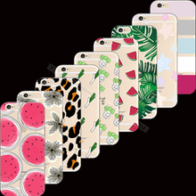 Fashion Painting Vegetables Silicon Phone Cases Cover For Apple iPhone 4 iPhone 4S iPhone4S iPhone4 Case Cases Best Choose Hot