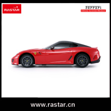 Rastar licensed R/C 1:24 Ferrari 599 GTO rc drift radio control electronic vehicle 46400(China)