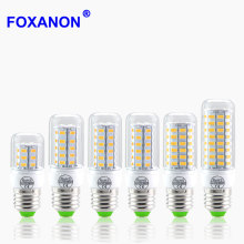 5730 SMD 24 - 72LEDs CFL 10W 15W 20W E14 E27 LED lamp 230V Spotlight Candle light LEDs Bulb Chandelier For Indoor lighting(China)