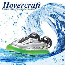 2016 Hot Sale New Arrival 4 Color Mini Micro I/R RC Remote Control Sport Hovercraft Hover Boat Toy 777-220 Children Best Gift(China)
