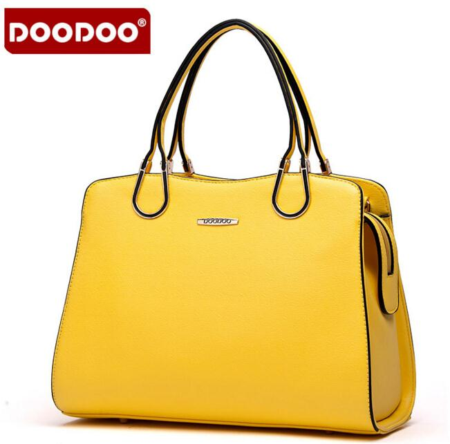 DOODOO Women Bag Genuine Leather Famous Brand Shoulder Women Messenger Bags designer handbags high quality bolsa feminina J420<br><br>Aliexpress