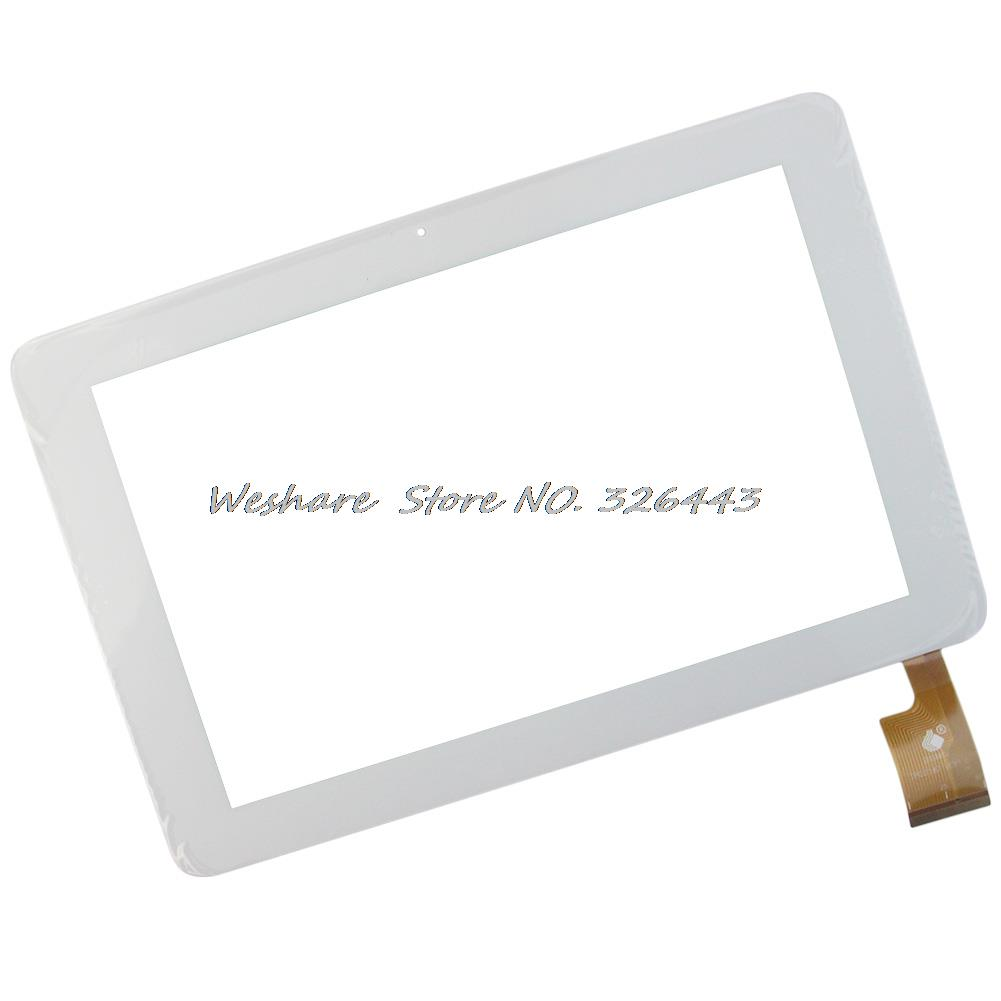 10.1 Capacitive Touch Screen Replacement For Sanei N10 AMPE A10 TPC0187 VER1.0 263*172mm White Color<br><br>Aliexpress
