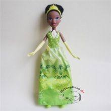 Fashion Action Figure Princess Royal Shimmer Doll Tiana Best Gift for Child